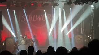 Soilwork - Arrival - Live - 11.01.2019 - Oberhausen - Turbinenhalle