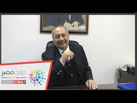 الدكتور ماجد عثمان يضع روشة تطوير التعليم الجامعى بمصر