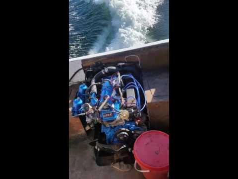 22re marine, 25 knots