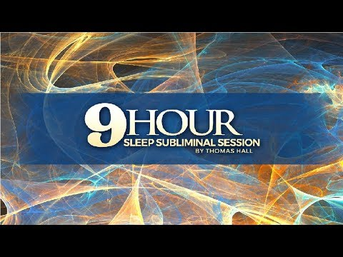 Escape Your Fear of Rejection & Failure - (9 Hour) Sleep Subliminal Session - By Thomas Hall