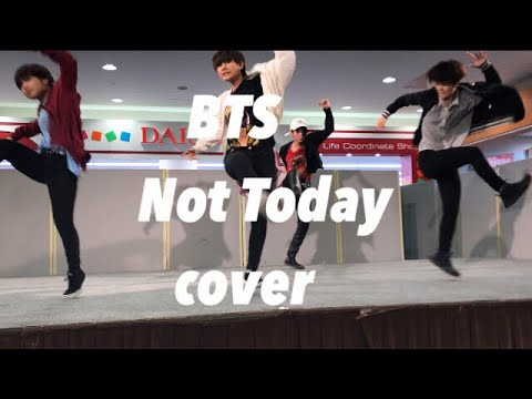 BTS Not Today / covered by 98년생