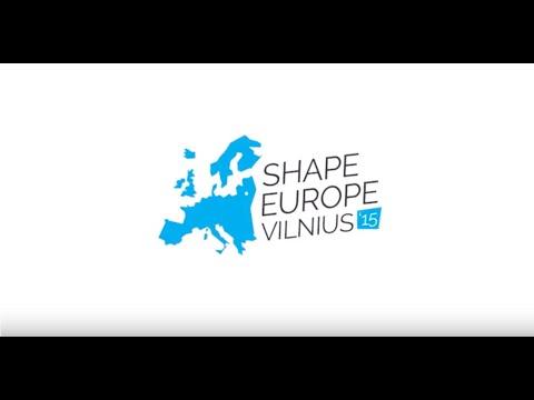 WEF Global Shapers: Shape Europe 2015 (Vilnius, Lithuania)