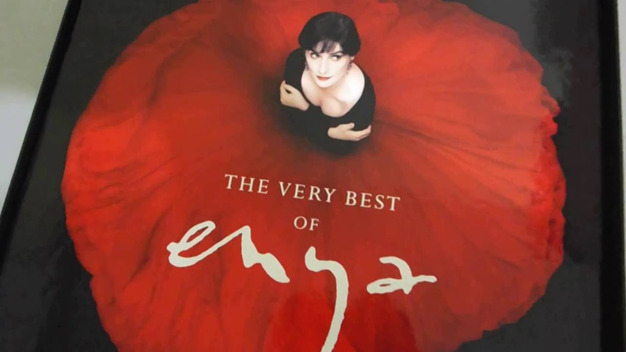 Enya The Very Best Of Enya Cd Dvd Plus 12 Inch Vinyl