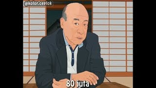 Kakek Sugiono dan 80 jt | Kumpulan Video Kolor Ceplok