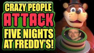 Woke Morons ATTACK Five Nights at Freddy's Creator Scott Cawthon