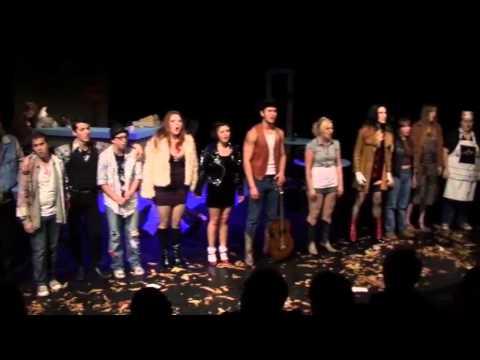 Cornish Theatre Class of 2014