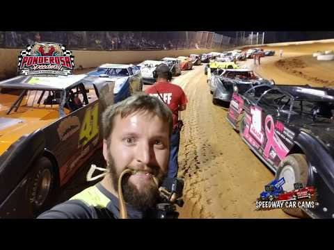 #56H Jordan Horton - Crate Late Model - 10-14-17 Ponderosa Speedway - In Car Camera