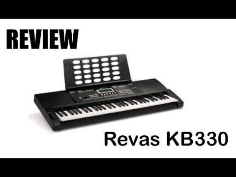 Review Revas KB 330 Demo