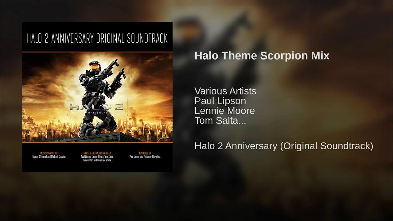 Halo 2 Anniversary Theme