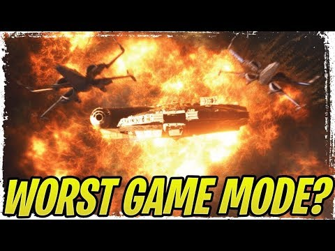 Ships is the Worst Game Mode and Top 5 Ways to Make It Better! | Star Wars: Galaxy of Heroes