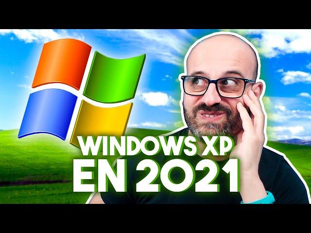 🖥 WINDOWS XP EN 2021 (Y OTROS) | La red de Mario