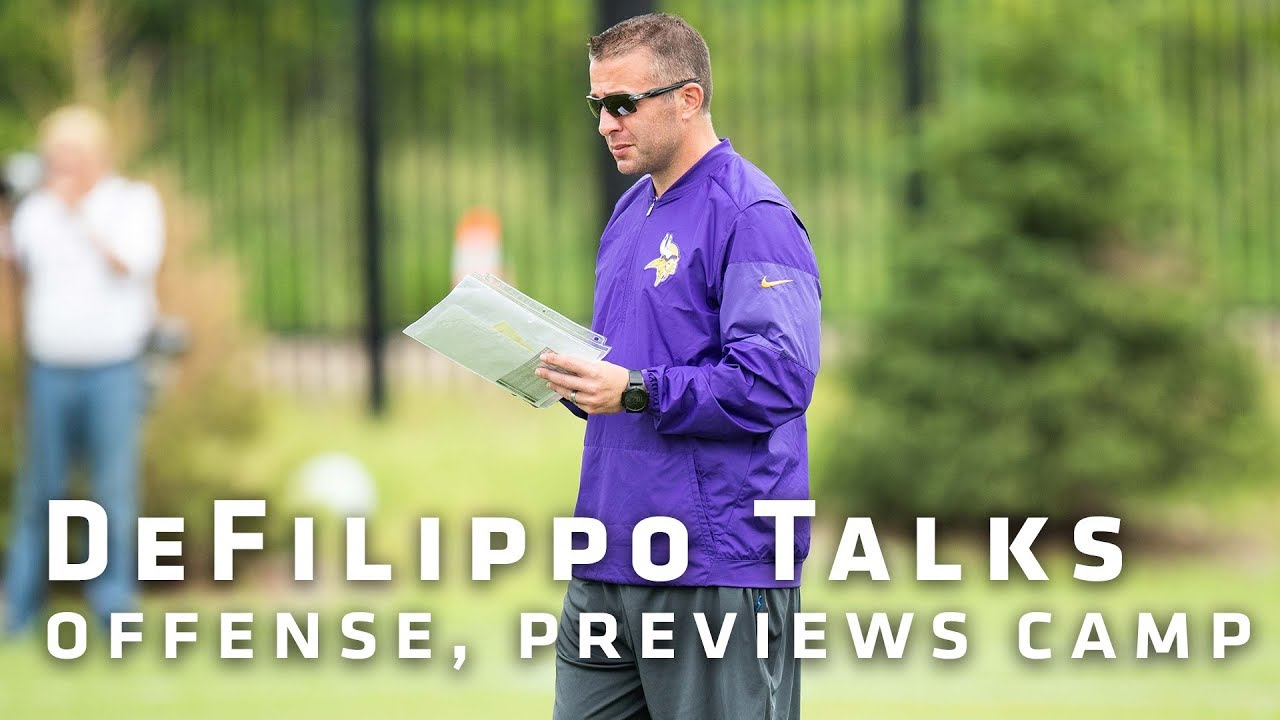 john-defilippo-details-offense-s-progress-looks-ahead-to-training-camp-minnesota-vikings