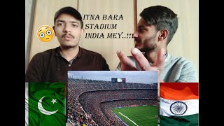 Pakistani Reaction on | World Biggest Cricket Stadium | Motera Stadium Ahmedabad