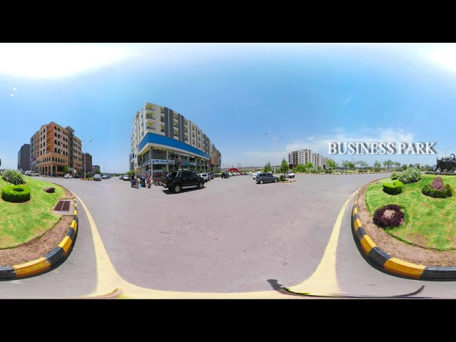 Gulberg Islamabad - Business Park   Where business meets success