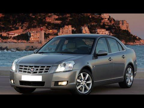 Cadillac BLS обзор