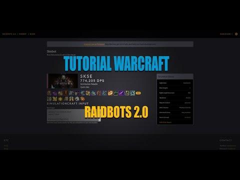 RAIDBOTS 2.0 EASY SIMULATIONCRAFT