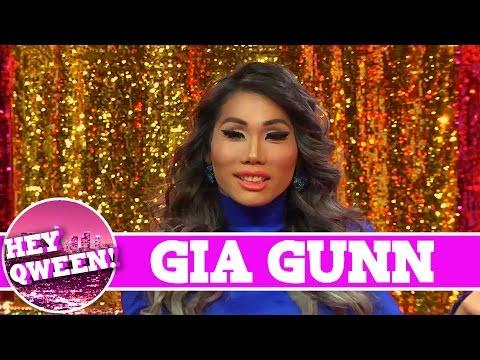 Gia Gunn on Hey Qween with Jonny McGovern!