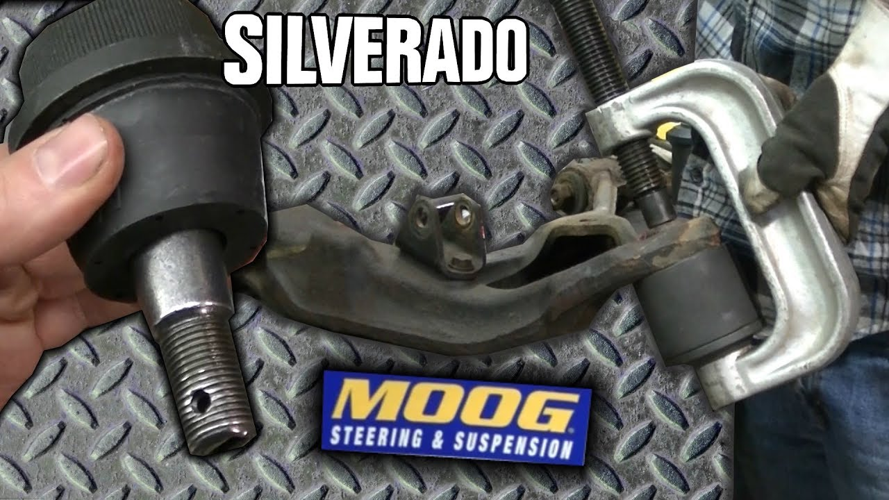 Silverado 2500hd Lower Ball Joint Replacement Youtube 2008 Lmm Fuel Filter