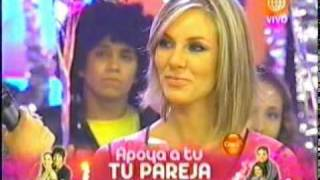 Gisela Valcárcel lamenta salida de Javier Urrutia en Frecuencia Latina