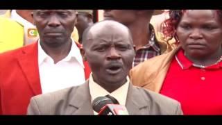 Kirinyaga Jubilee officials dismiss Karua's interest to lead county