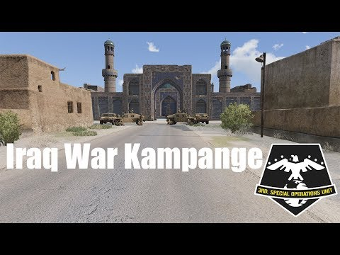 Iraq War Kampange - 3rdSOU Trailer