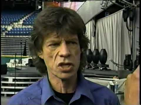 Rolling Stones - Forty Licks Tour - Pt. 1
