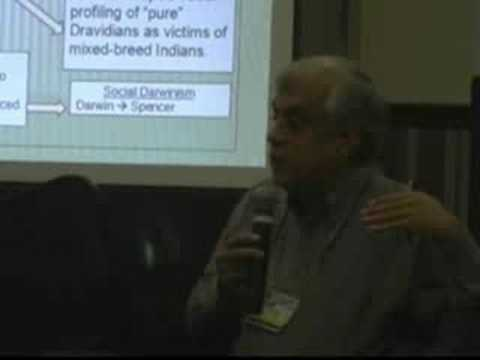 5. Rajiv Malhotra on European race theory and conversion of Jatis into Castes