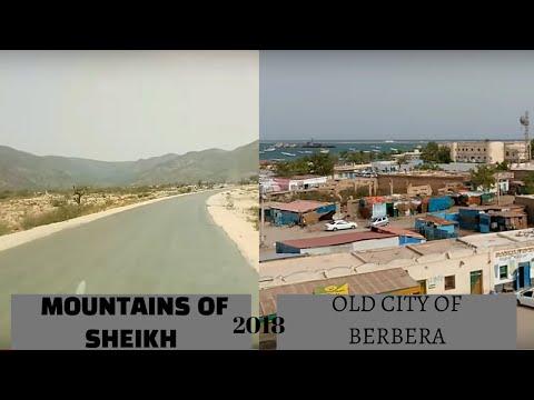 Berbera and Sheikh, Somaliland football tour 2018(KoKo Vlogs #59)