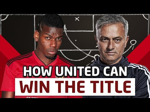 How Manchester United Can Become Premier League Champions Again in 2018/19
