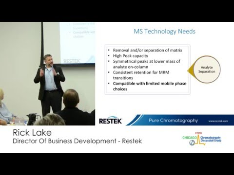 Getting The Most Out Of Your LCMSMS Separations And Method Development