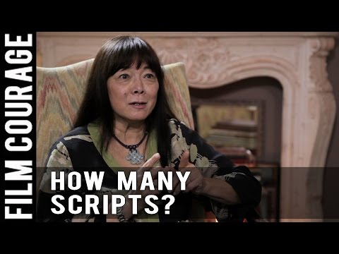 How Many Scripts Does It Take For A Writer To Break Into Hollywood? by Kathie Fong Yoneda
