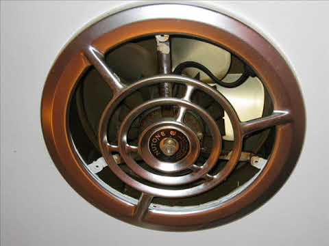 Kitchen Wall Exhaust Fan Youtube