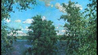 «Зеркало природы»:  пейзаж в русской живописи
