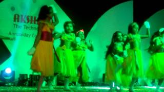 AKSHARA THE TECHNO SCHOOL ANNUAL DAY 2014 MADE IN INDIA SONG
