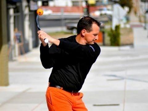 Orange Whip - Golf Swing Trainer