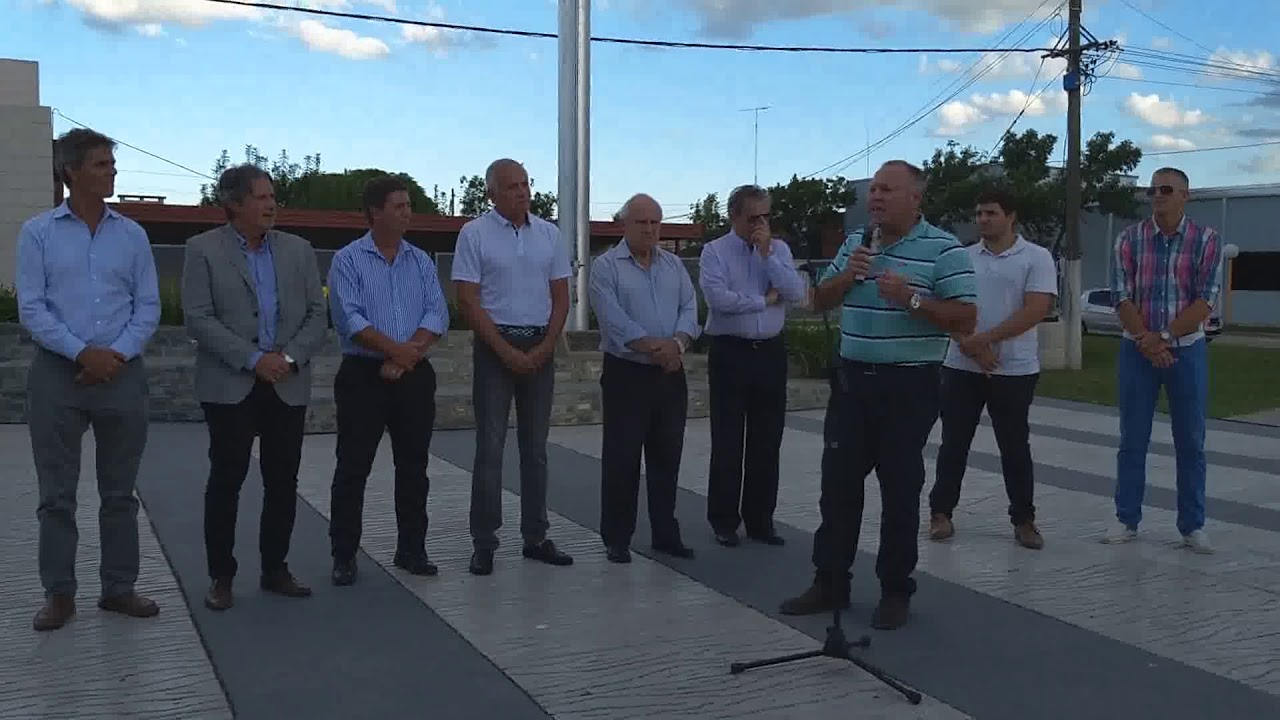 Inauguraron la Obra de Repavimentación de la Provincial Nº 6 - 2