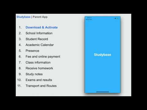 """How to Activate """"Studybase"""" App?"""
