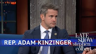 Does Rep. Adam Kinzinger Trust The President?