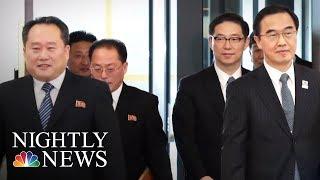 North Korea Agrees To Send Athletes To South Korea Olympics | NBC Nightly News