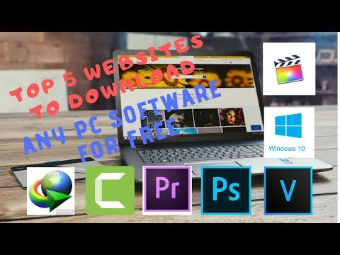 Top 5 Websites To Download Paid PC Software For Free 2019 (Torrent)(Direct Download)