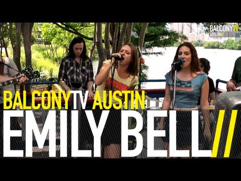 EMILY BELL - NOBODY ELSE BUT YOU (BalconyTV)