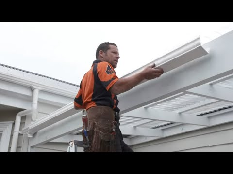 How To Install Guttering | Mitre 10 Easy As