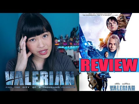 Valerian and the City of a Thousand Planets | Movie Review (Non Spoilers + Spoilers)