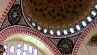 мечеть Сулеймание(http://www.5travel.net/blog/Turkey/9.html В период, когда мы были, в мечети практически не было туристов, поэтому во время молит..., 2012-01-31T21:10:11.000Z)