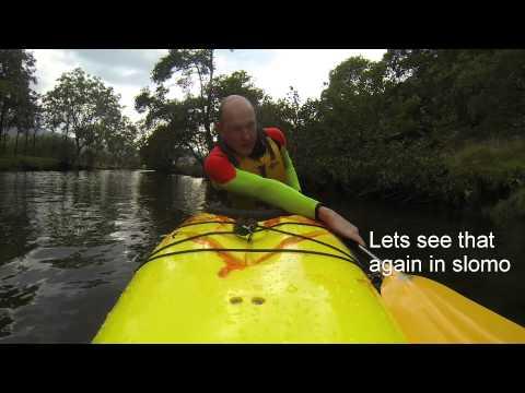 Iwan Kayak Roll