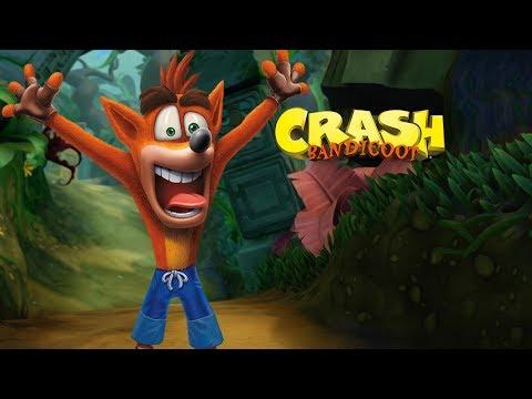Crash Bandicoot (1 ps3) - ÉN MONDTAM, HOGY EZEKHEZ MÉG VISSZATÉRÜNK! (F)
