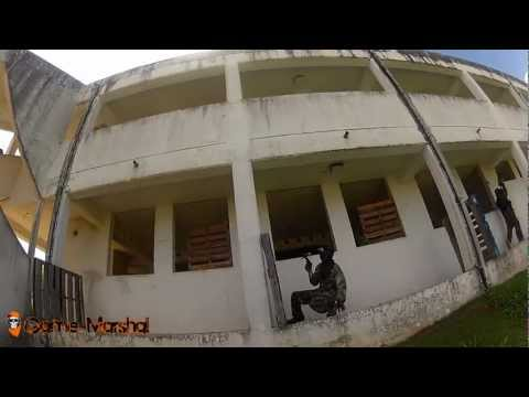Guam Airsoft Players - Morning Game Highlights @ The Sanctuary 6-10-12