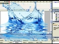 Create Water Effect by Flash 8