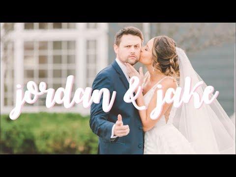 Jordan & Jake    2018 Fishers, Indiana Wedding