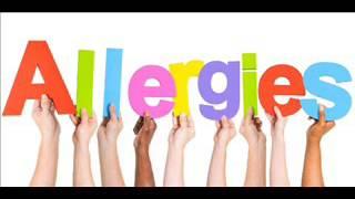 Allergies Treatment & Cure Binaural Beats Meditation* | *All Kinds ...